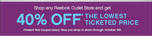 40% Off The Lowest Ticketed Price