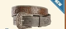 New Belts and Accessories