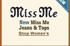 Miss Me Jeans and Tops