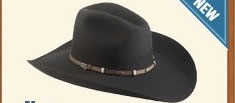 New Cowboy Hats