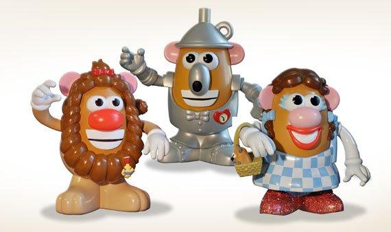 Mr. Potato Head    -- Visit Event