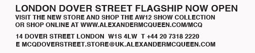 McQ London Flagship Open Now