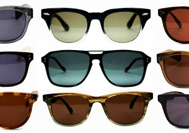 Shop Designer Sunglasses feat. Ashcroft