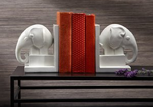 Uncommon Bookends