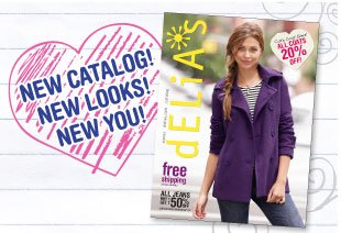 NEW CATALOG! NEW 