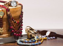 Fall For It Autumnal-Hued Jewelry & Watches