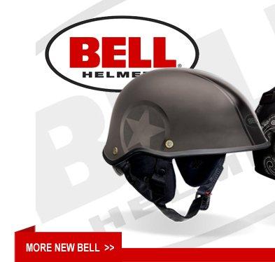 New Bell Helmets