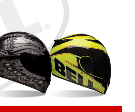 More Bell Helmets