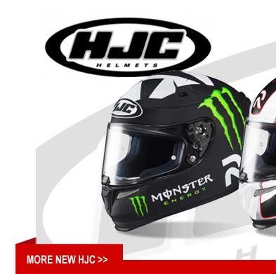 New HJC Helmets