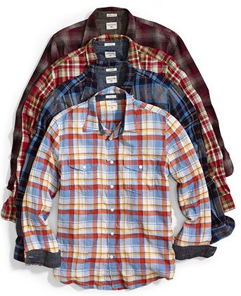 SHIRTS FOR FALL
