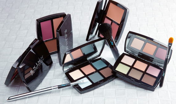 Skinn Cosmetics  -- Visit Event