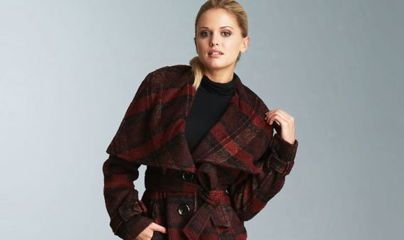 Stock Your Closet: Outerwear  -- Visit Event