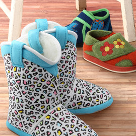 Cozy Feet: Kids' Slippers