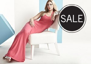 Up to 70% Off Maxi Dresses & Skirts