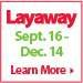 Layaway for the holiday