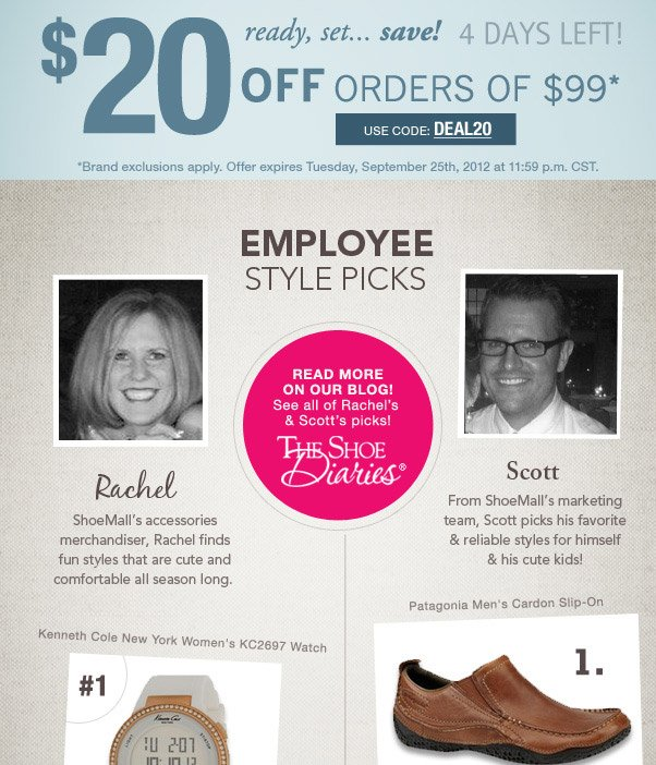 Employee Style Review - See Their Top Picks!