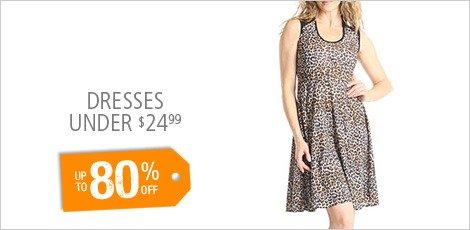 Dresses 24.99