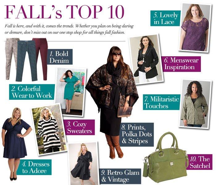 Fall's Top 10