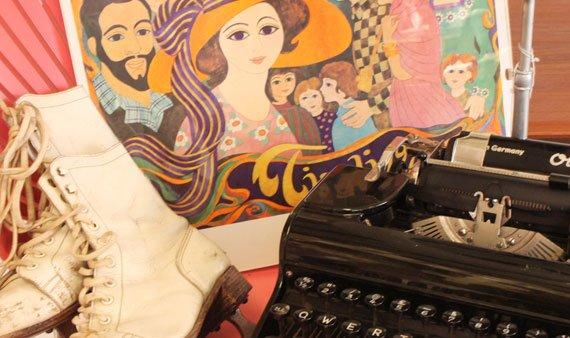Vintage Bazaar  -- Visit Event