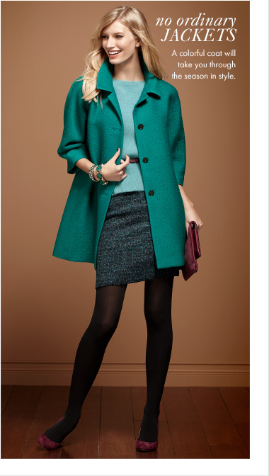 NO ORDINARY JACKETS