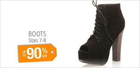 Boots 7-8