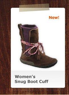 Women's Snug Boot Cuff