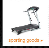 sporting goods