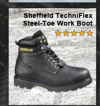 Sheffield TechniFlex Steel-Toe
