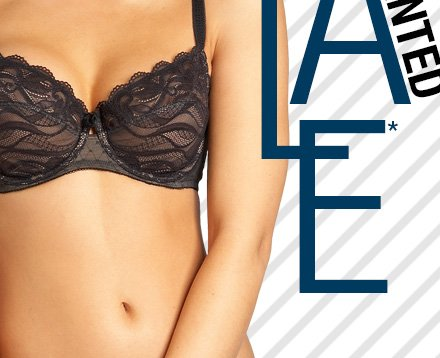 Up to 40% OFF Bras
