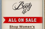 All Women's Booty Up Jeans on Sale