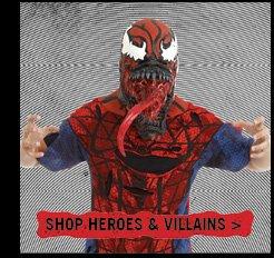 SHOP HEROES & VILLAINS>