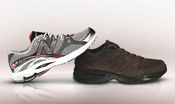 New Balance Footwear     -- Visit Event