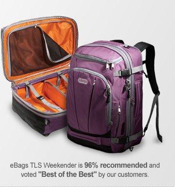eBags TLS Weekender