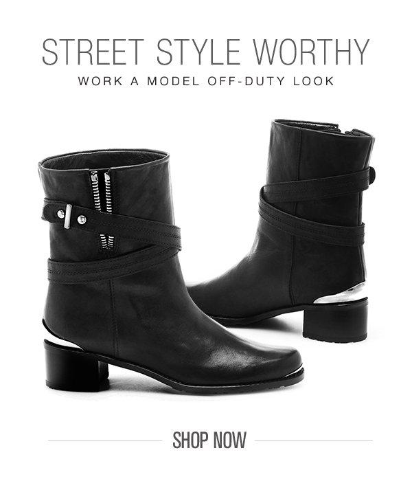 Street Style Worthy