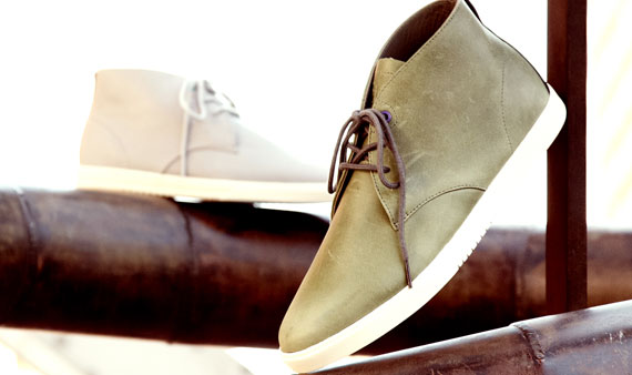 Clae Men's Footwear -- Visit Event