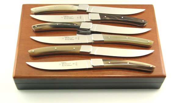 Laguiole French Cutlery-- Visit Event