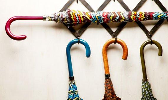 Missoni Umbrellas    -- Visit Event