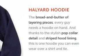Halyard Hoodie