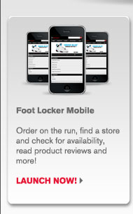Foot Locker Mobile
