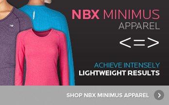 Shop NBx Minimus Apparel