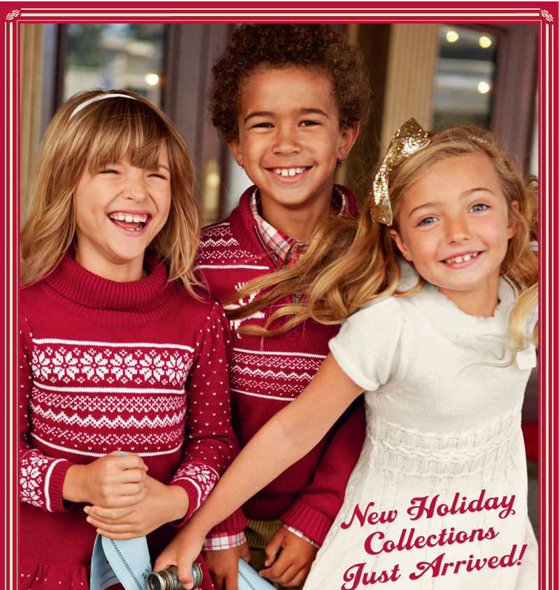 New Holiday Collections Just Arrived!