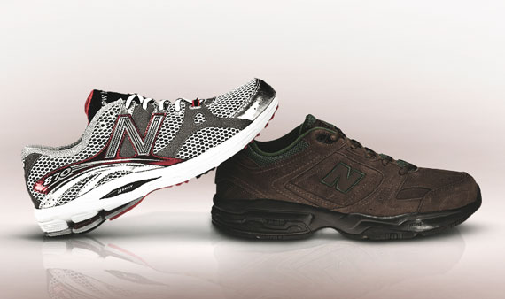 New Balance Footwear     -- Visit Event