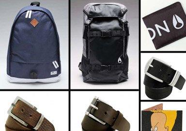Shop Wallets, Bags & Belts