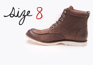 Shop Shoes by Size: 8