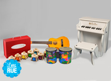 Let's Make Music Instruments for Mini Musicians
