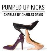 Pumped Up Kicks. Charles by Charles David.
