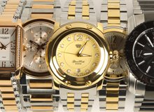 On Our Radar Men's & Women's Two-Toned Watches