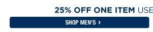 Shop Mens