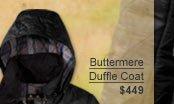 Buttermere Duffle Coat | $449