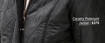Cavalry Polarquilt Jacket | $279